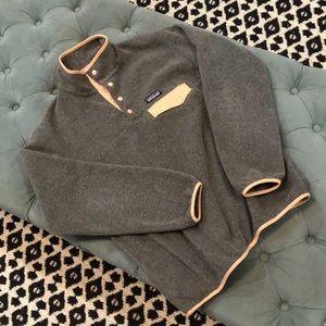 Patagonia Women's Fleece Pullover (medium)